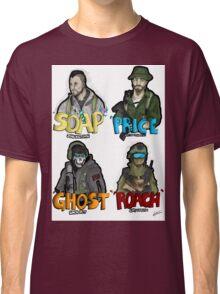 All those MW2 boys! Classic T-Shirt