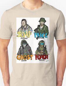 All those MW2 boys! Unisex T-Shirt