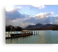 derwent water Canvas Print