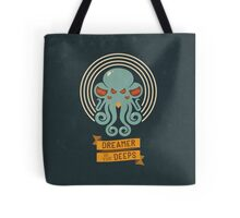 Cthulhu, Dreamer in the Deeps Tote Bag