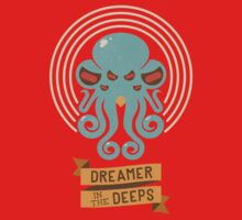 Cthulhu, Dreamer in the Deeps One Piece - Short Sleeve