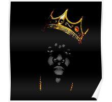 Biggie Crown Poster
