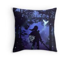 Hero of Hyrule Throw Pillow