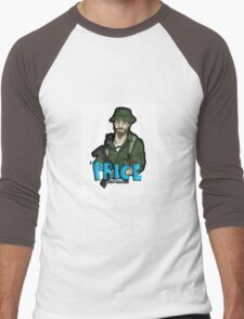 Captain Price Men's Baseball ¾ T-Shirt