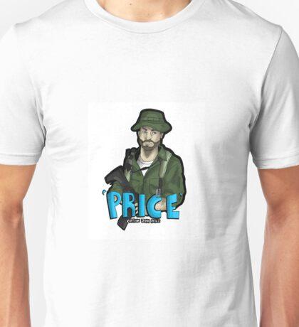 Captain Price Unisex T-Shirt