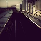 { train station } by Louise LeGresley