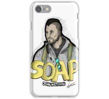 Soap MacTavish iPhone Case/Skin