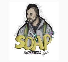 Soap MacTavish T-Shirt