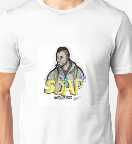 Soap MacTavish Unisex T-Shirt