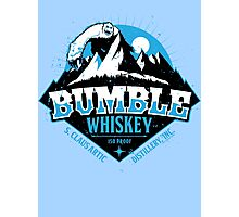 S. Claus Distillery - Bumble Whiskey Photographic Print