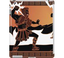 Thunder of Zeus iPad Case/Skin