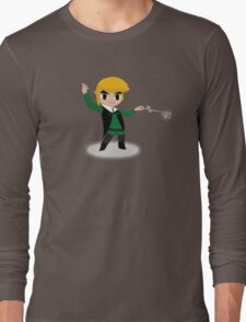 The Legend of Zelda: Conductor of Winds Long Sleeve T-Shirt