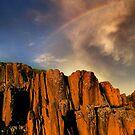 Rainbow Rocks by Annette Blattman