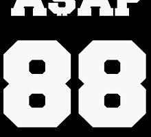 A$AP '88 by briannayo