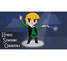 The Legend of Zelda: Conductor of Winds Photographic Print
