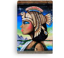 Street Art: global edition # 42 Canvas Print