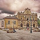 Guatemalan Church by sparrowhawk