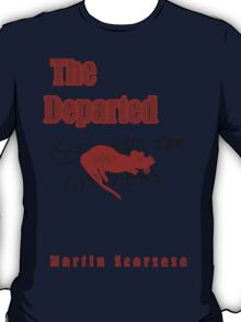 The Departed Minimalist Design T-Shirt