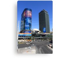 Las Vegas Strip Canvas Print