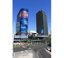 Las Vegas Strip Photographic Print