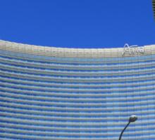 Las Vegas Strip Sticker