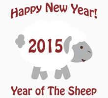 Happy New Year! 2015 Year of the Sheep Kids Clothes
