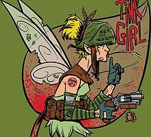 Tink Girl by poopsmoothie