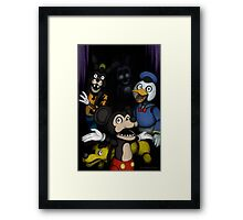 Five Nights at Mickey's Framed Print