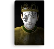 Renly Baratheon House War Paint Canvas Print