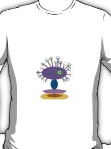 ART COLLECTABLE, POLLY DOLLOPS lavendar T-Shirt