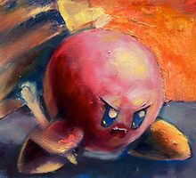 Kirby Smash Bros. Attack! by JorgeBustamante