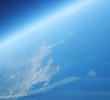 Shuttle Re-entry by hastingsflyer