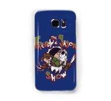 The Freddy and Jason Show Samsung Galaxy Case/Skin