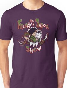 The Freddy and Jason Show Unisex T-Shirt