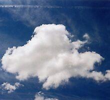 Cloud  - Lancashire  by Carl Gaynor