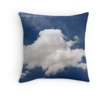 Cloud  - Lancashire  Throw Pillow