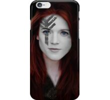Ygritte Wildling Game of Thrones War Paint iPhone Case/Skin