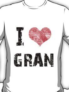 I Love Gran T-Shirt