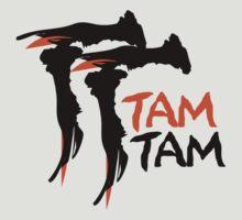 Tam Tam jam by Jean Beaudoin
