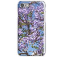 Jacaranda iPhone Case/Skin