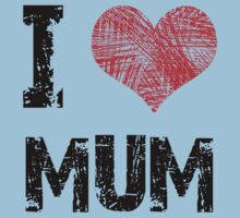 Love My Mum Baby Tee
