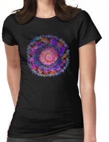Spiral Boogie * Womens Fitted T-Shirt