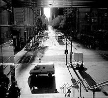 Tram Town by samedog