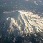 Mt. Hood by Berreitter