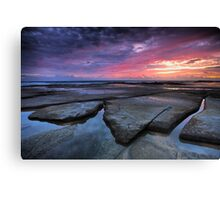 Morning Calm Canvas Print