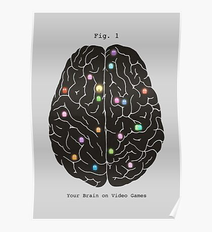 Your Brain On Video Games  Poster