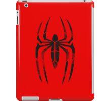 Spider-Man Segmented Logo (Red Background) iPad Case/Skin