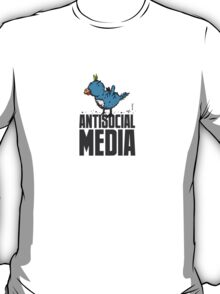 Antisocial Media T-Shirt