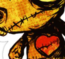 Milo The Broken Hearted Little Stitch Boy Sticker