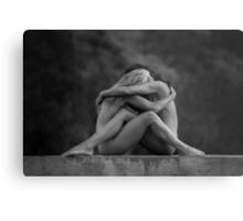 Entwined - Tricia | Katee [Katee Sackhoff & Tricia Helfer by Dennys Ilic] Metal Print